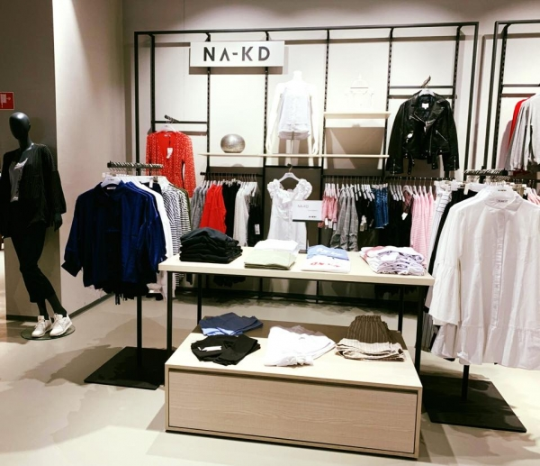 Ab sofort bei uns: NA-KD - Instagram Fashion Label